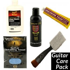 General Guitar Care