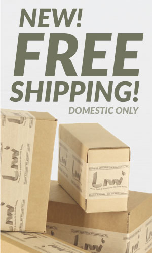 Domestic Free Shipping
